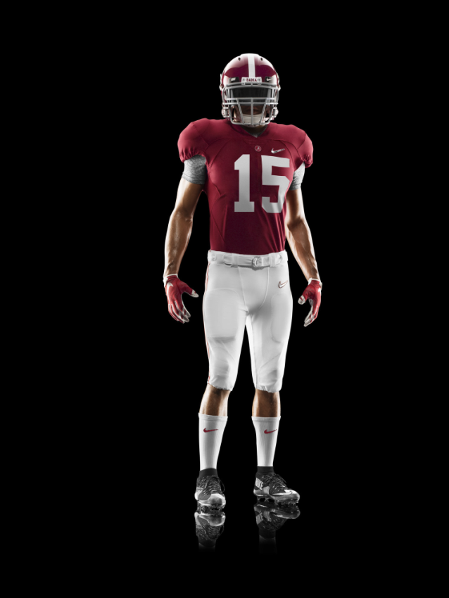 Nike Reveals Tweaked Uniforms For College Football Playoff Teams ... 0eb111d74