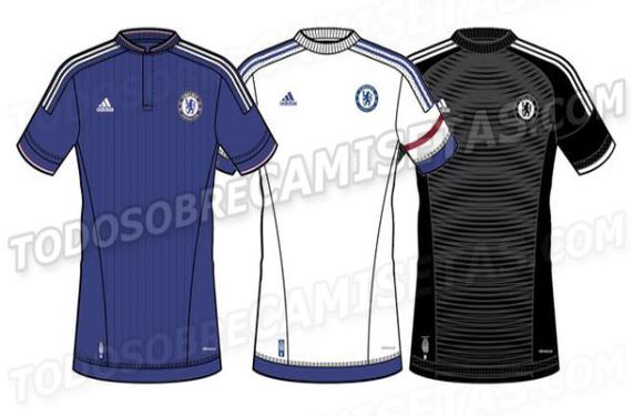 Chelsea 2015 Leak F