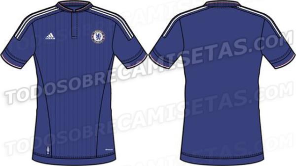 new style 2d794 2efaf Chelsea 2015-16 Kit Design Leaks | Chris Creamer's ...
