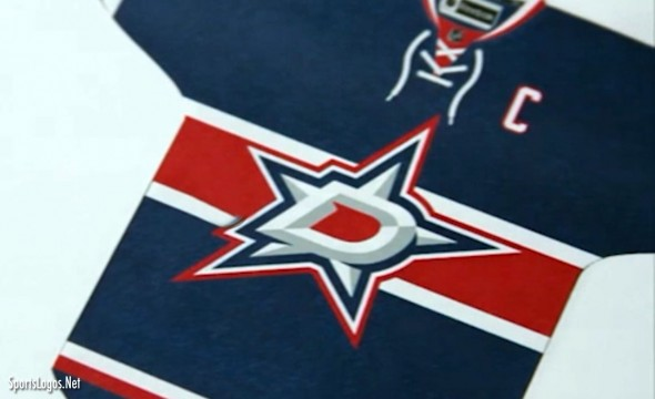 Dallas Stars Canadiens Style Uniform