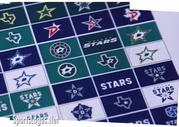 Dallas Stars Logo Concepts 2