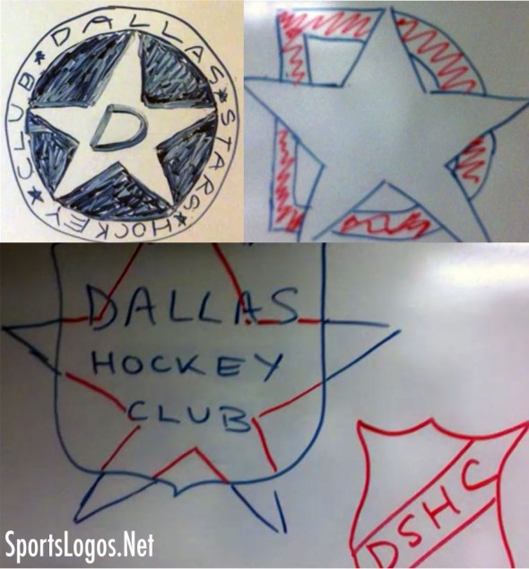 Dallas Stars Logo Concepts