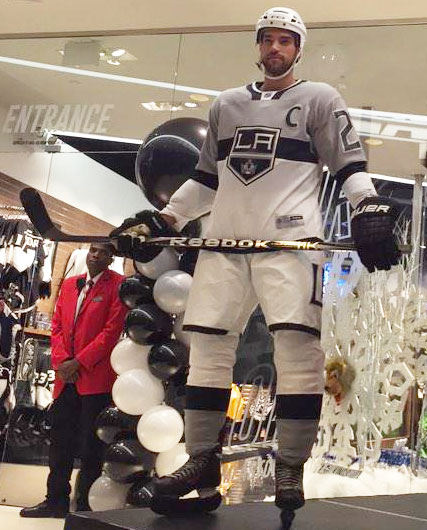 Kings stadium series full uniform
