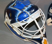 Martin Brodeur St Louis Blues Mask