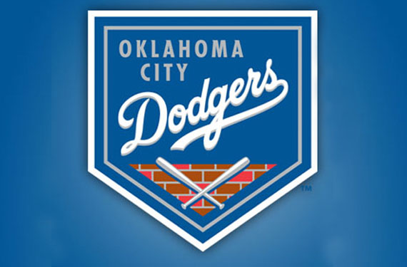 OKC Dodgers New Logo 2015