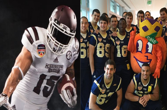 2014 Orange Bowl Will Feature Unique Uniform Matchup