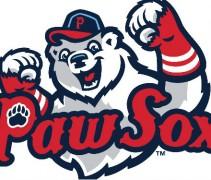 PawSox New Logo