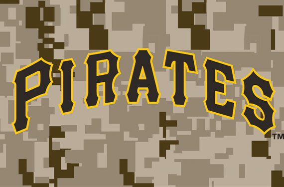 Pittsburgh Pirates will have new cap for camo uniforms in 2017
