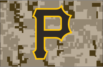 Pirates camo cap 2015