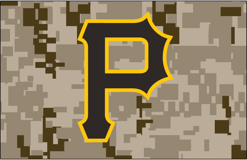 Pittsburgh Pirates Unveil New Camouflage Uniform