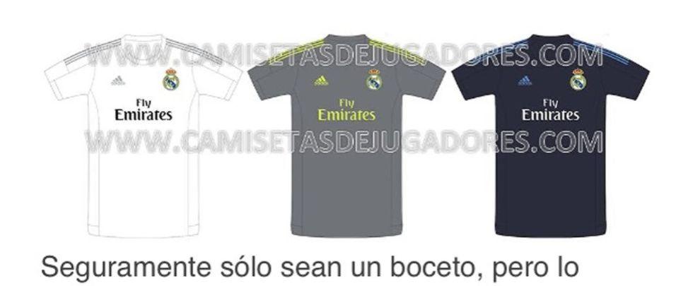 Real Madrid s Kits For 2015 16 Season Leak  141432a3d