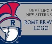 Rome Braves Logo F