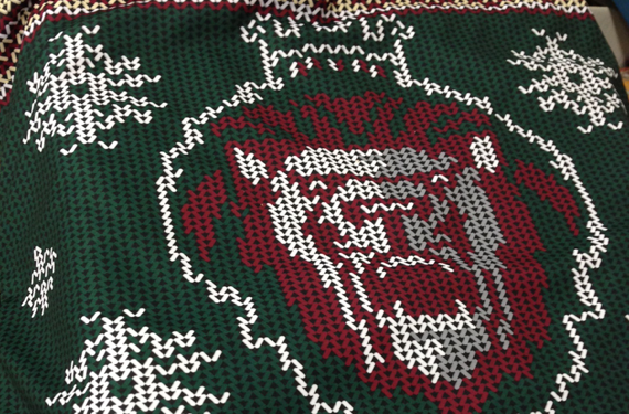 ECHL's Royals take ugly sweaters to the next level