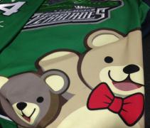 Florida Everblades Teddy Bear Jerseys 2014-15