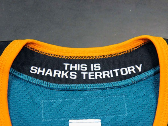 This is Sharks Territory Jersey
