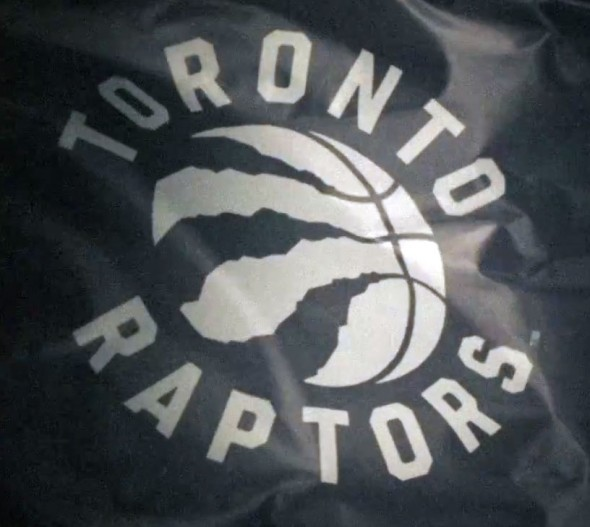 Toronto Raptors New Logo 2015-16 2