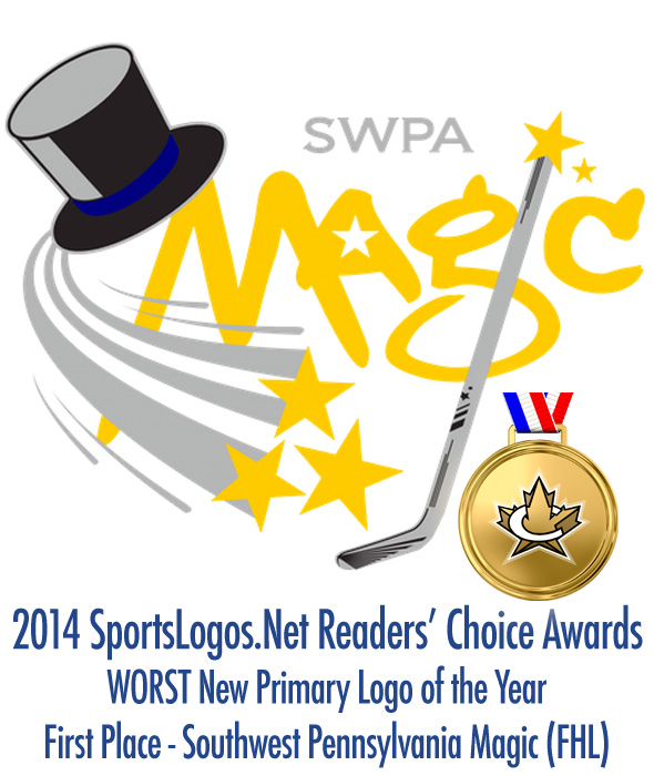 Worst Primary Logo 2014 - 1st - SWPA Magic