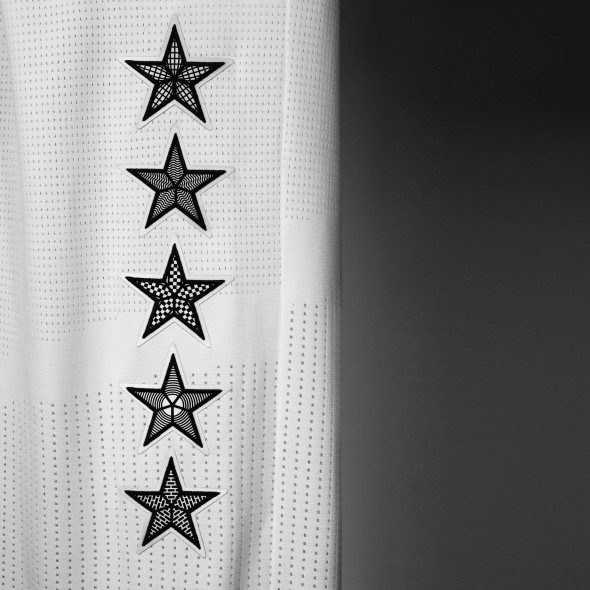adidas NBA All-Star 2015 East Jersey, Side, Sq