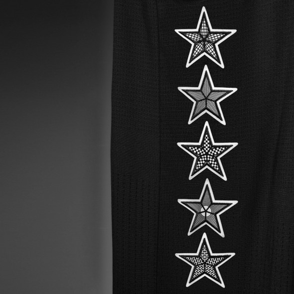 adidas NBA All-Star 2015 West Jersey, Side, Sq
