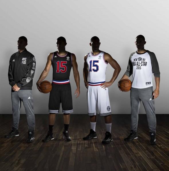 adidas NBA All-Star Group, Sq