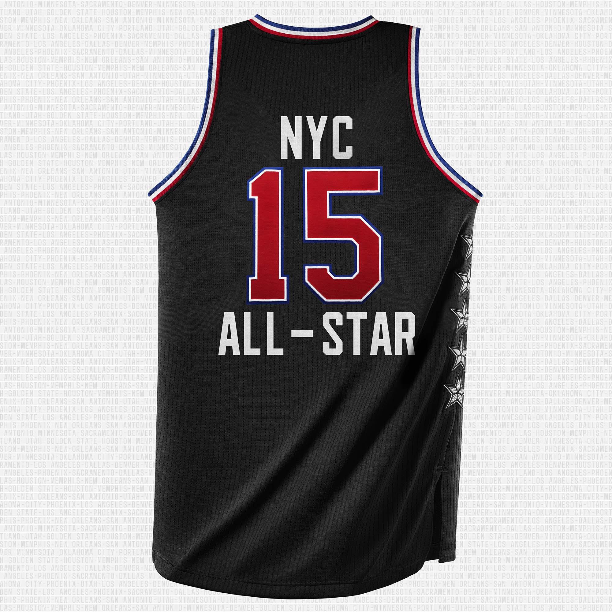 2015 NBA All-Star Jersey S