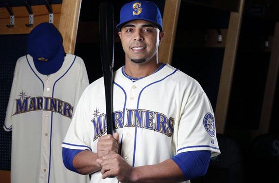 2015 Mariners New Uniform