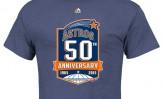 Astros 50th