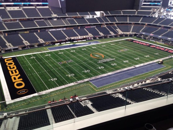 College Football Playoff Field