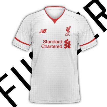 Liverpool 2015-16 Kit away