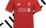 Liverpool 2015-16 kit home