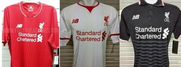 e08168763 2015-16 Liverpool Kits By New Balance Leak
