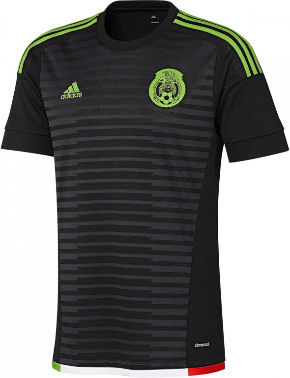 Mexico 2015 Kit 1