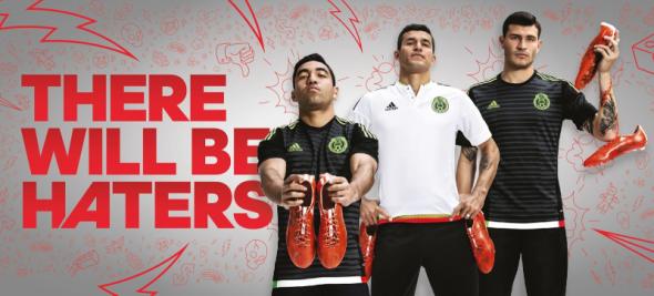 Mexico 2015 Kit 3