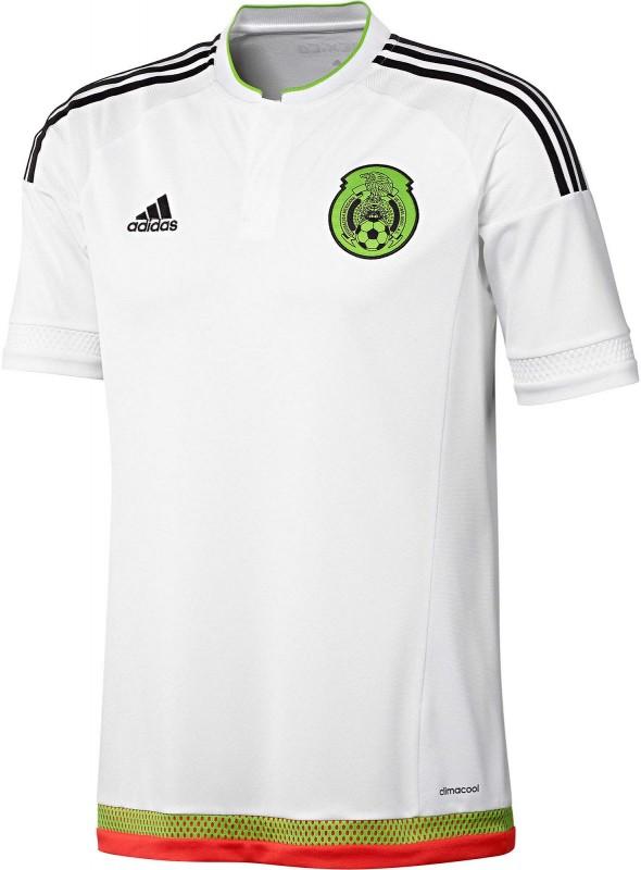 Mexico 2015 Kit 4
