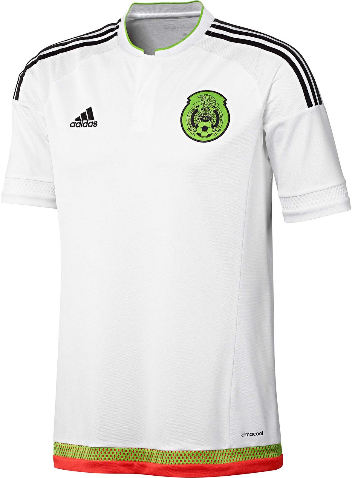 Mexico Jumps On Neon Bandwagon With 2015 Copa America Kits  af8ccbadf
