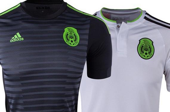 Mexico 2015 Kit