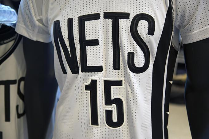 new concept 71a87 048f4 Brooklyn Nets Officially Unveil Worst-Kept Alternate Uniform ...