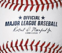 New MLB Baseball
