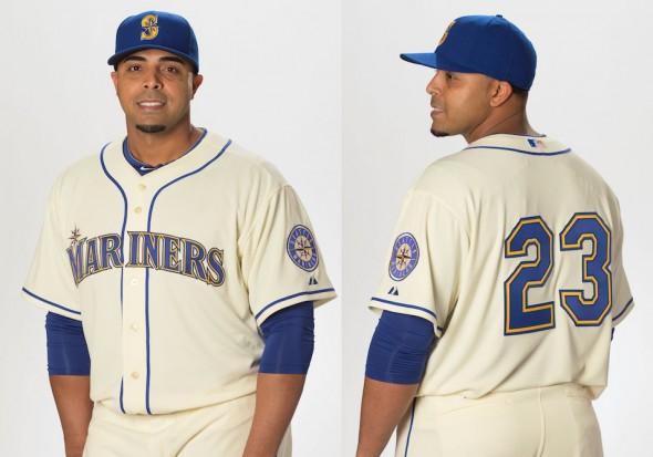 New Mariners Cream Uniform