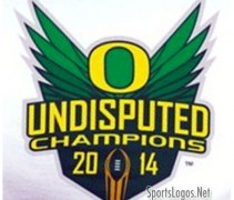 Oregon Ducks Champs Logo