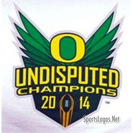 Oregon Ducks 2014 National Champs Phantom Merchandise