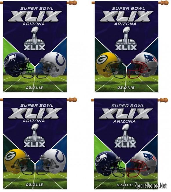 Super Bowl XLIX Dueling 3