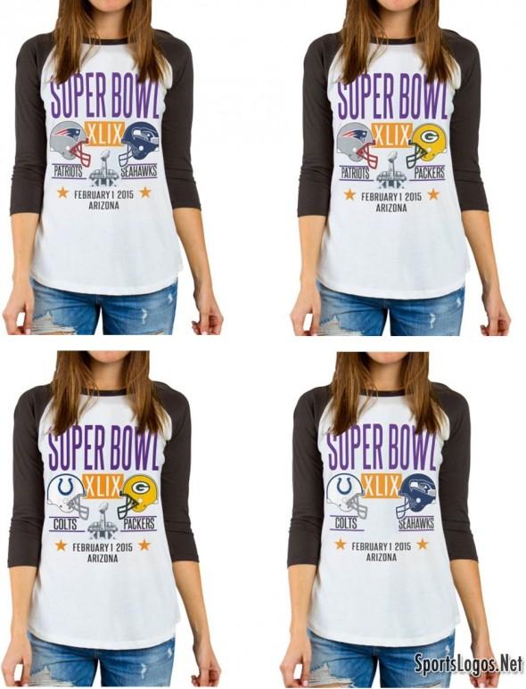 Super Bowl XLIX Dueling 4