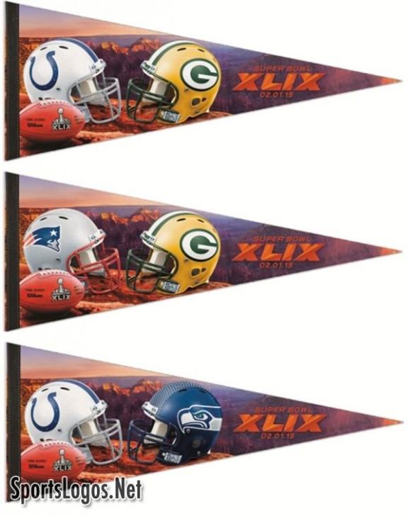 Super Bowl XLIX Dueling 6
