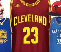 Top Selling NBA Merchandise 2014-15