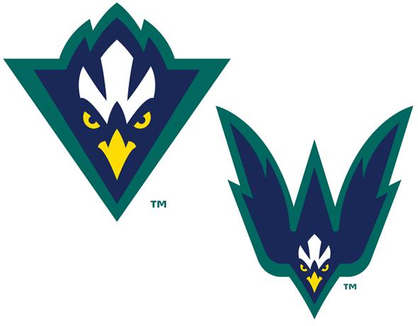UNCW Alternate Logos
