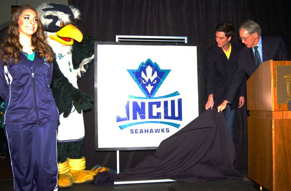 UNCW Seahawks Unveil New Logo
