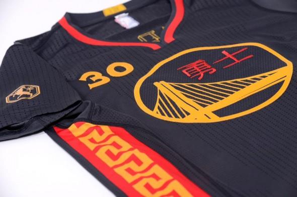 Warriors Chinese New Year 2