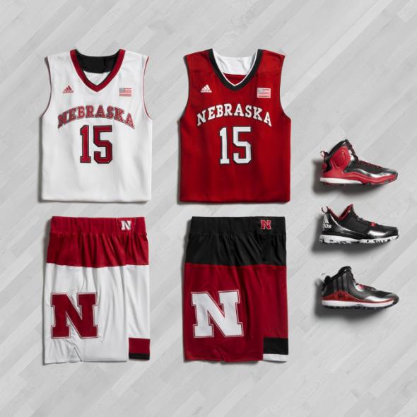 Adidas Made In March Nebraska