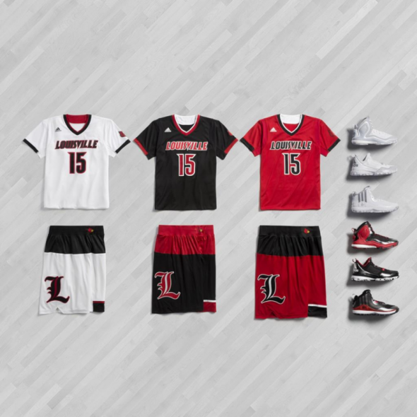 Adidas Made In March Louisville